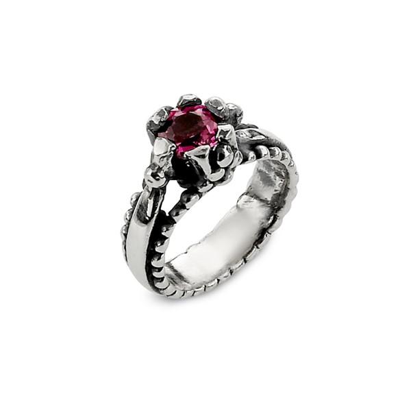 個性小戒指簡約 純銀 女款項鍊飾品