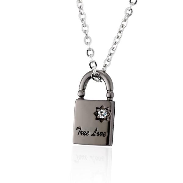 珍愛上鎖項鍊