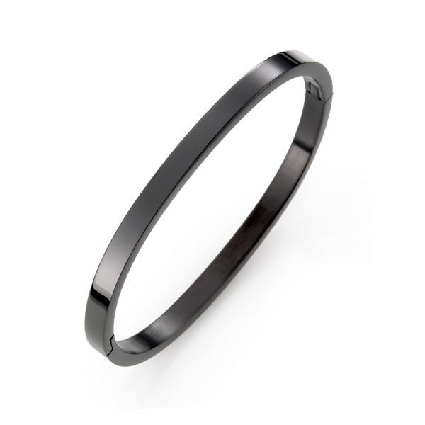 弧形亮面手環