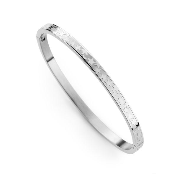 星星圖騰簡約手環