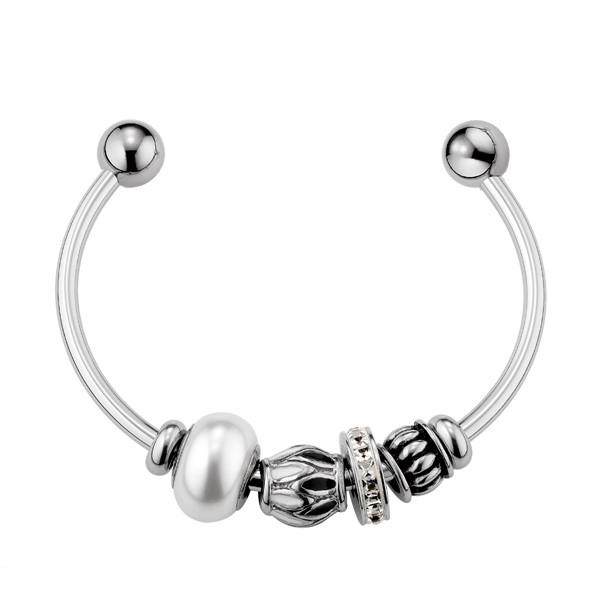 圓形DIY串珠手環(不含珠飾)