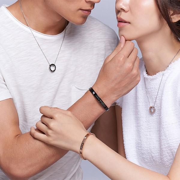 完美情人情侶手環/一對販售
