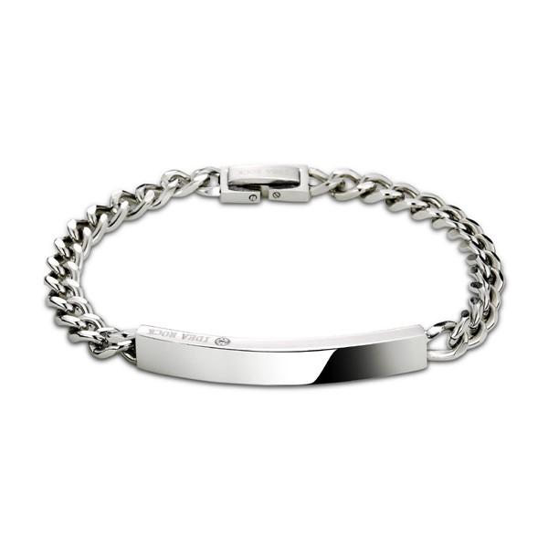 經典素面你是唯一 西德鋼 女款情侶紀念手環/鍊