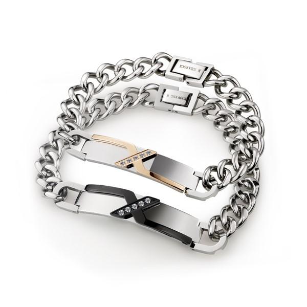 X情人專屬設計情侶手鍊/一對販售