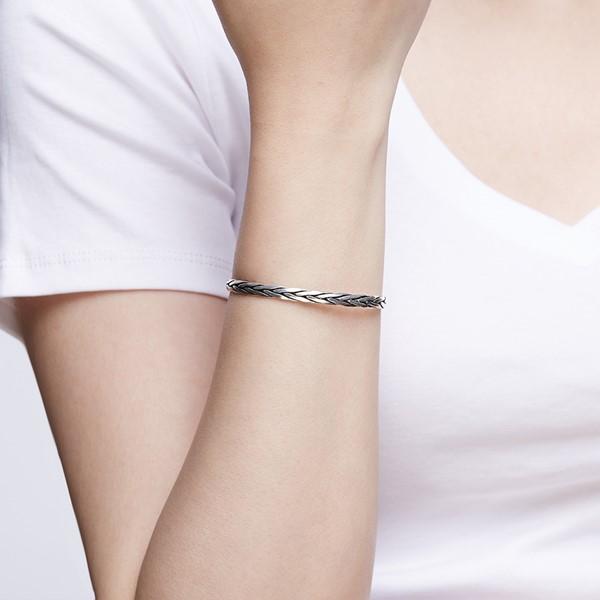 麻繩造型活圍手環