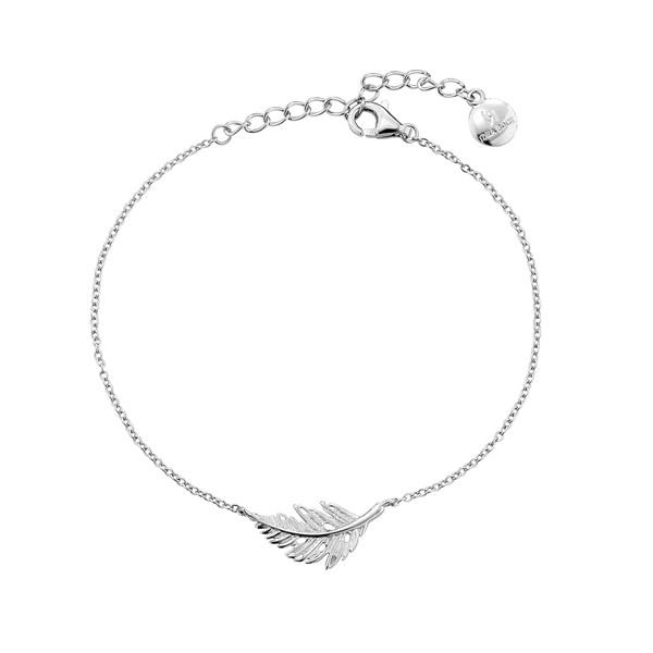 翩翩起舞樹葉 純銀 女款手環/手鍊飾品