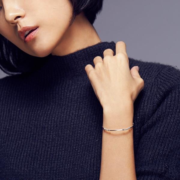 大珠小珠串珠手環