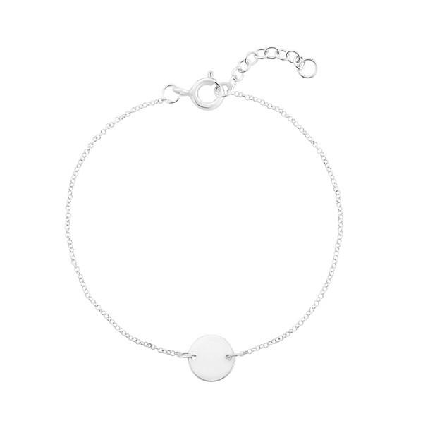 姊妹心語-與自己的約定 純銀 女款手環/手鍊飾品