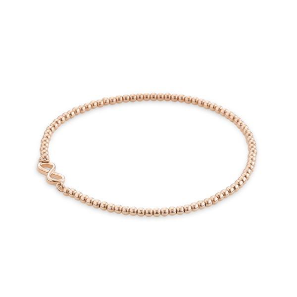 無限的力量串珠 純銀 女款手環/手鍊飾品
