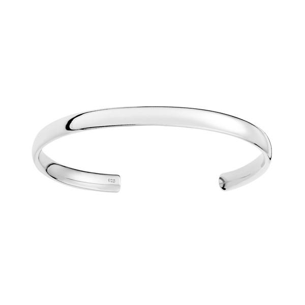 品味日常純銀活圍手環