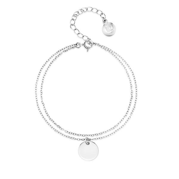 姊妹心語-純真原點細緻純銀手鍊