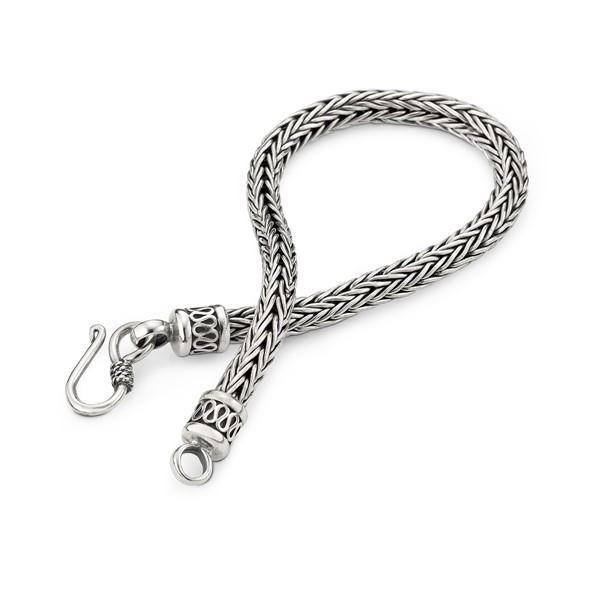 麻繩紋理手鍊