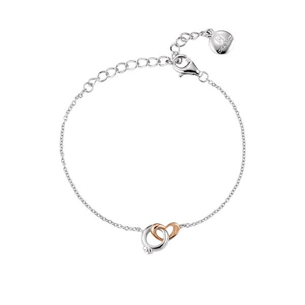 心心相繫 純銀 女款手環/手鍊飾品