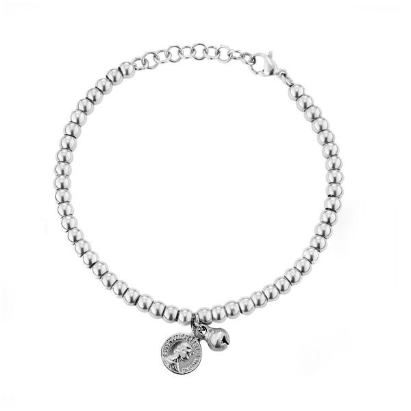 邱比特鈴鐺串珠手鍊