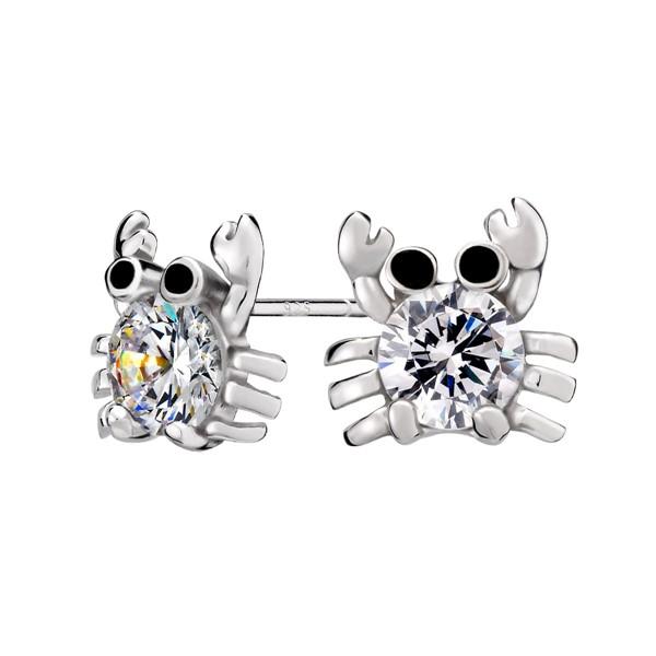 兒時記趣動物造型耳環/一對販售