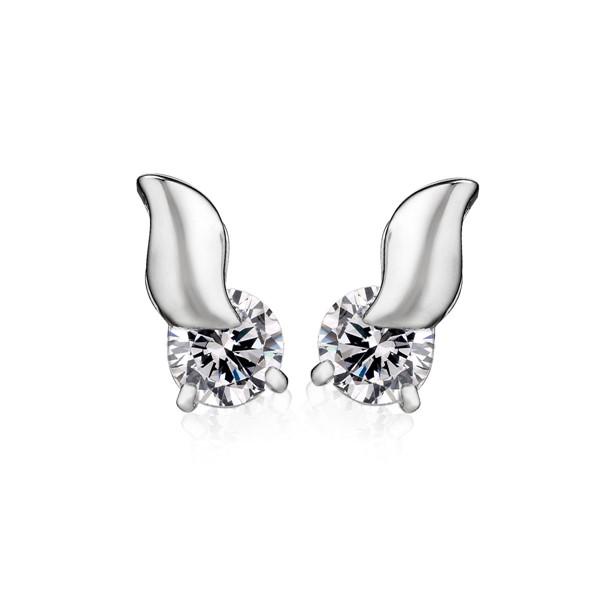松吱果動物設計耳環/一對販售