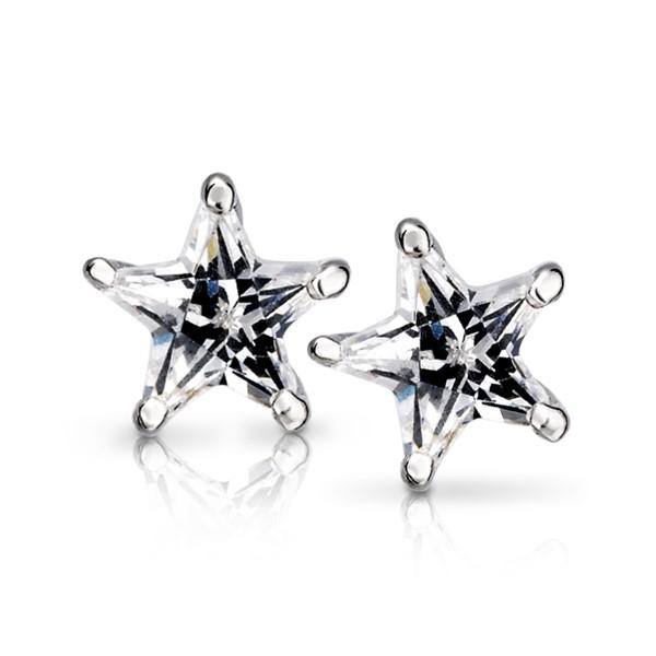 海底之星耳環/一對販售