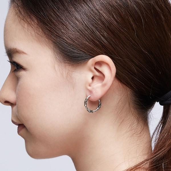 個性掐絲硫化耳環/一對販售
