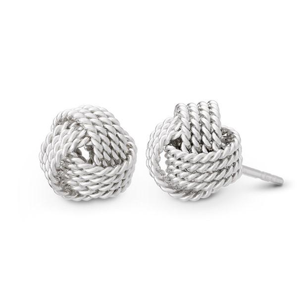 繽紛時光姊妹耳環|8x8mm/一對販售