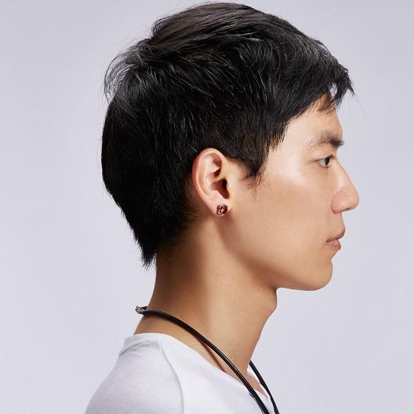 潮男造型耳環/單隻販售