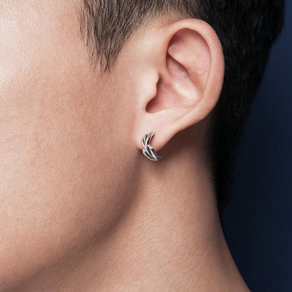 狼牙率性耳環/單隻販售