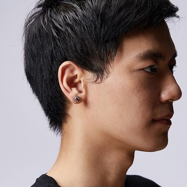 獸爪造型耳環/單隻販售