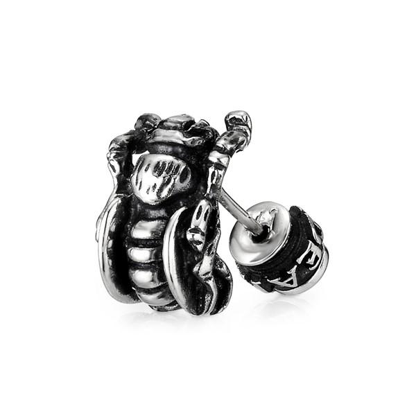 變形蟲耳環/單隻販售