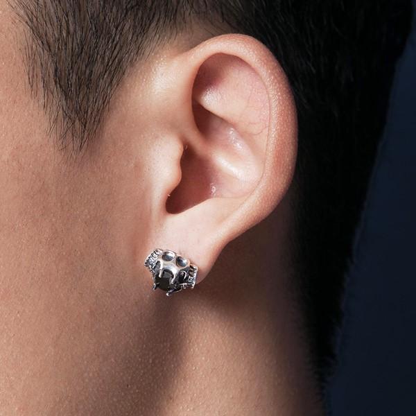 霸氣率性耳環/單隻販售