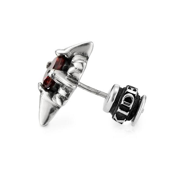 飛鏢個性耳環/單隻販售