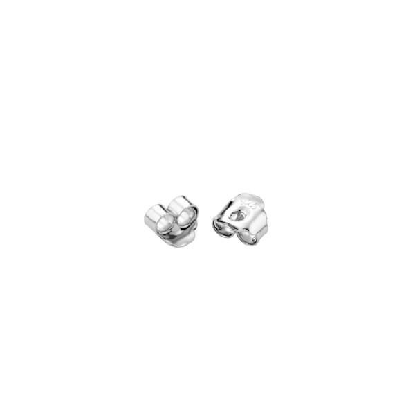 簡約哲學-圓珠簡約耳環 | 0.2cm/一對販售