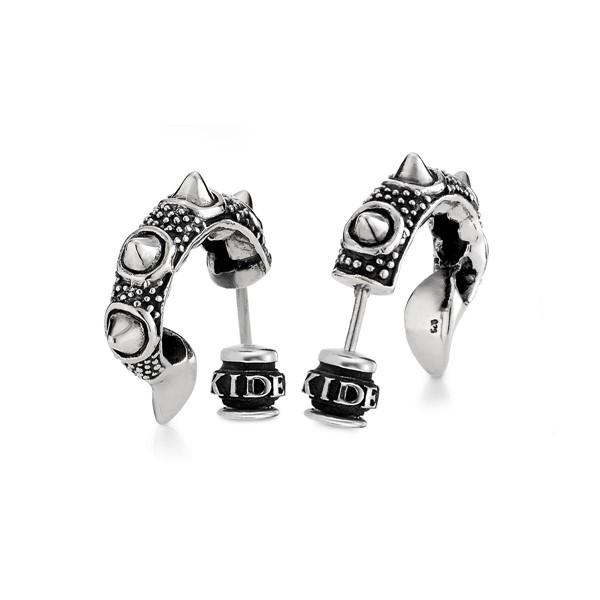 怪獸盔甲個性耳環/單隻販售