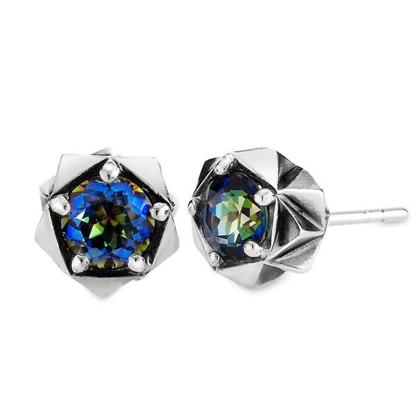 五角形個性耳環/單隻販售