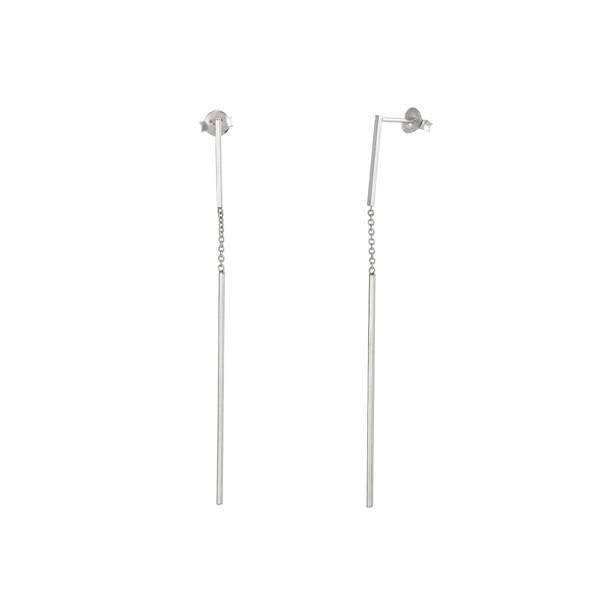 名媛氣質垂吊耳環/一對販售