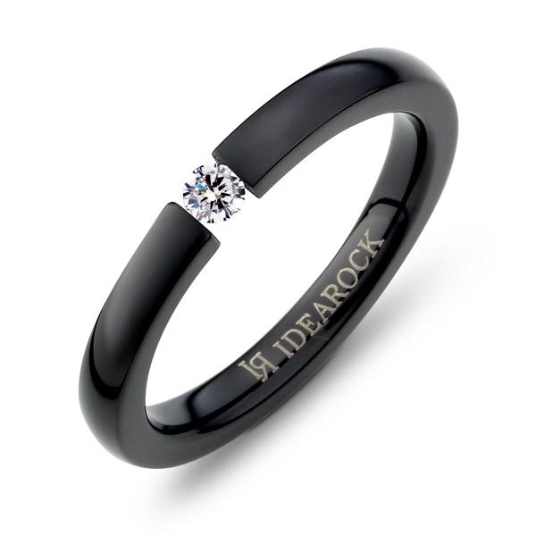 美鑽珍藏知心素面簡約款戒指