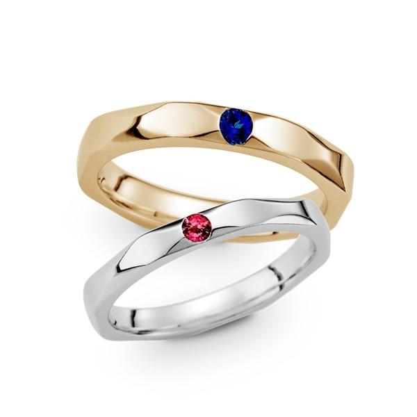 獨家記憶 寶石 結婚對戒