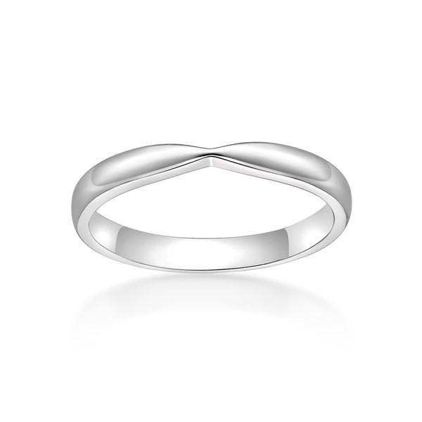 純粹的愛 寶石結婚套戒(三件組)