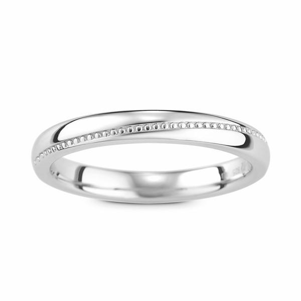 愛的約定 寶石結婚套戒(三件組)