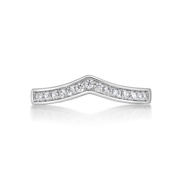 只為芳心方鑽 鑽石結婚套戒(三件組)