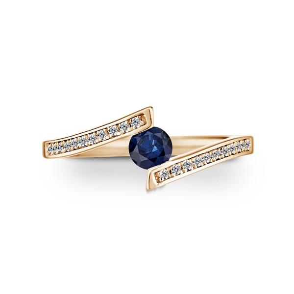 繁星物語 純銀 30分寶石戒指