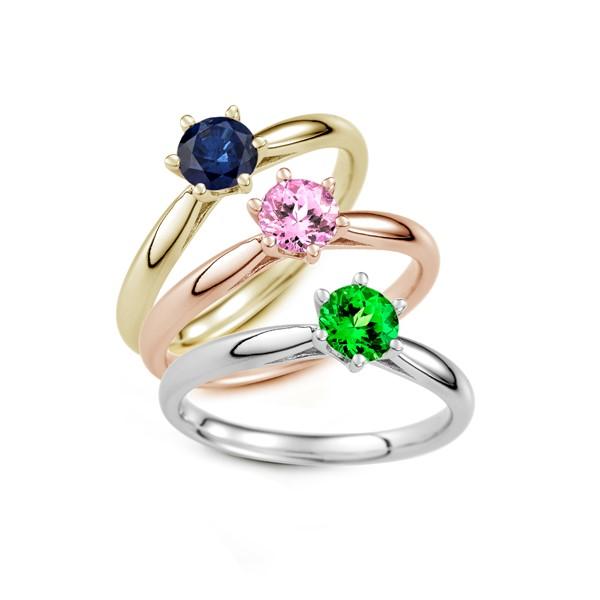 相伴 50分寶石戒指