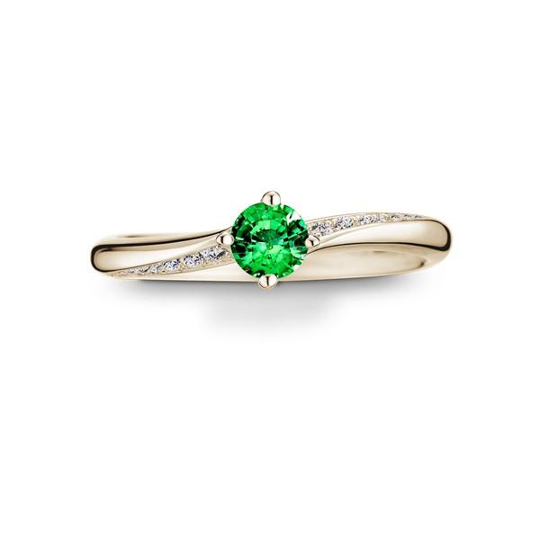 遇見愛情 30分寶石戒指