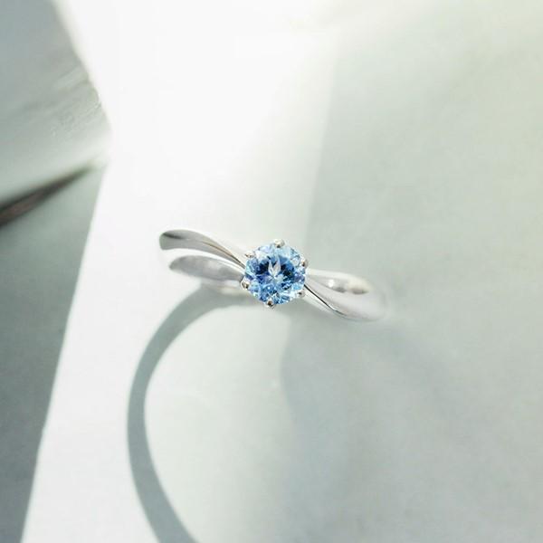 愛的光芒 50分寶石戒指