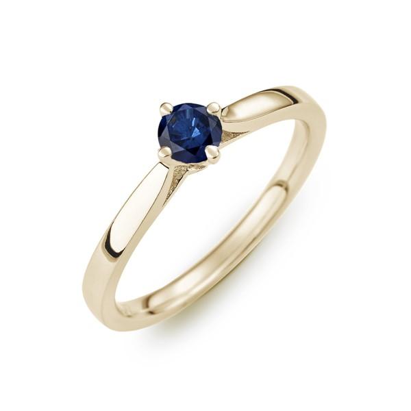 摯愛一生 純銀 30分寶石戒指