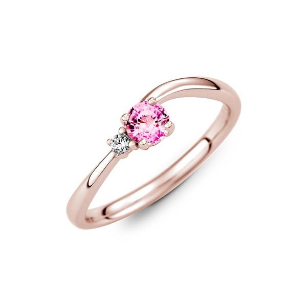 恆世愛戀 純銀 30分寶石戒指