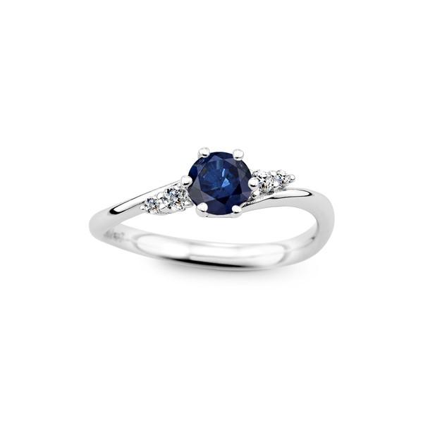 精彩人生 純銀 50分寶石戒指