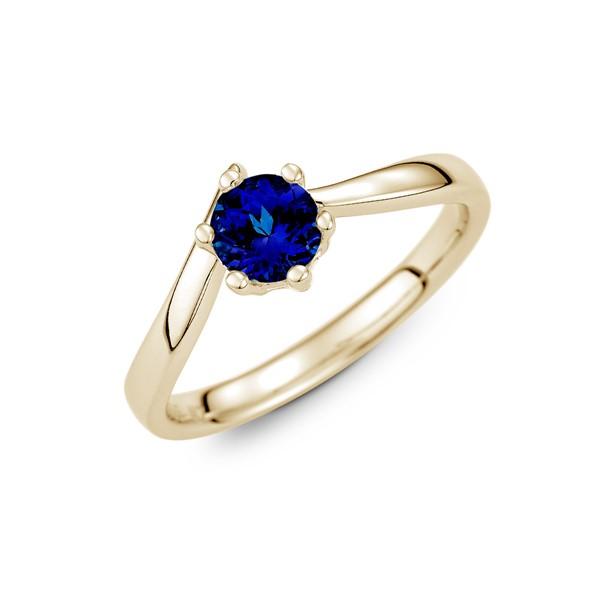 無限的幸福 50分寶石戒指