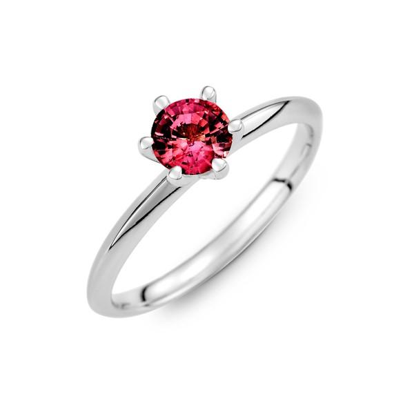 第一眼的心動 50分寶石戒指