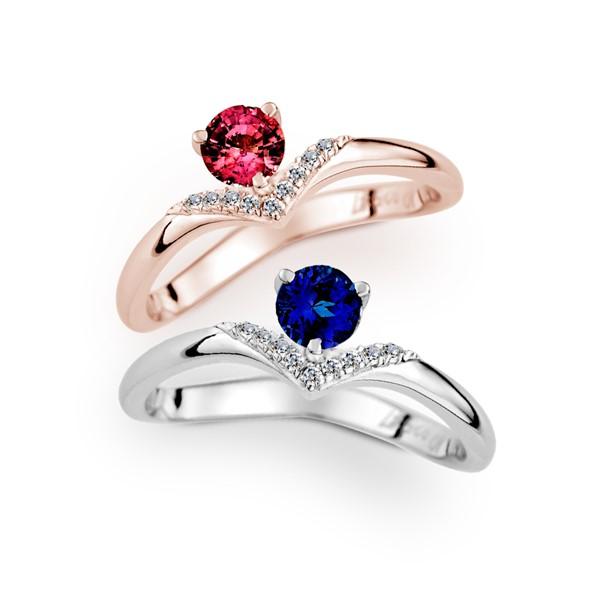 神所預定夏娃─光年 30分寶石戒指