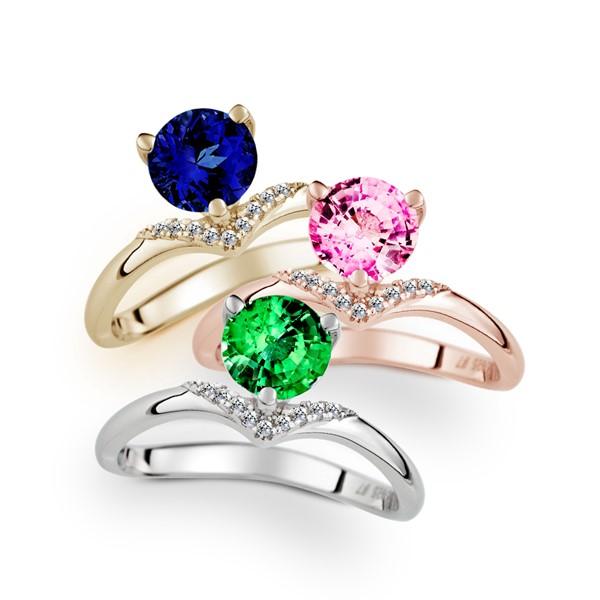 神所預定夏娃-閃耀光年 50分寶石戒指