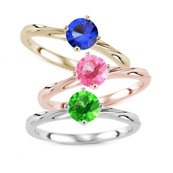 伊漾 50分寶石戒指